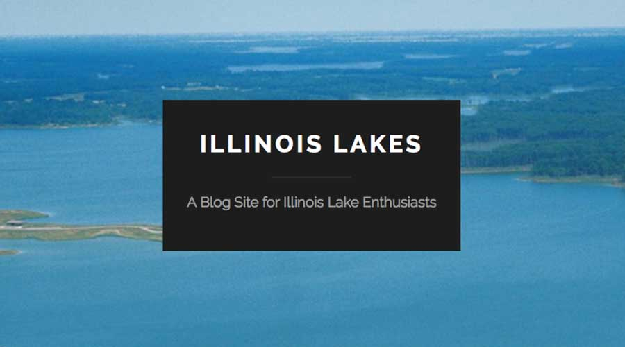 Illinois Lakes Blog
